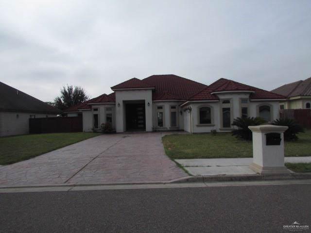 3201 La Puerta Avenue, Edinburg, TX 78541 (MLS #324792) :: The Ryan & Brian Real Estate Team