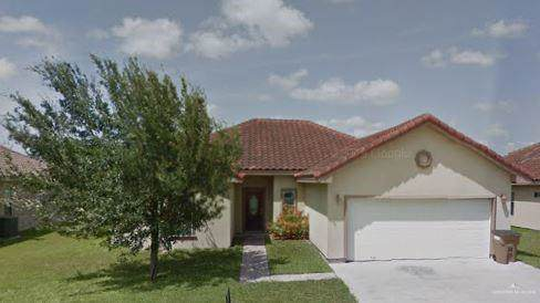 3505 Macquarie Drive, Edinburg, TX 78542 (MLS #324826) :: Realty Executives Rio Grande Valley