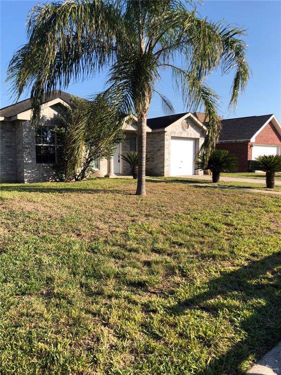 3318 Gabbie Lane, Edinburg, TX 78542 (MLS #324887) :: Realty Executives Rio Grande Valley