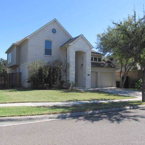 4401 Santa Lydia Street, Mission, TX 78572 (MLS #324894) :: The Lucas Sanchez Real Estate Team