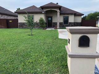 317 Red Ant Drive, Weslaco, TX 78596 (MLS #324962) :: The Ryan & Brian Real Estate Team