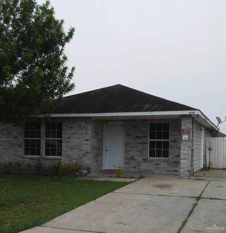 414 Delia Avenue, Alamo, TX 78516 (MLS #324991) :: The Lucas Sanchez Real Estate Team