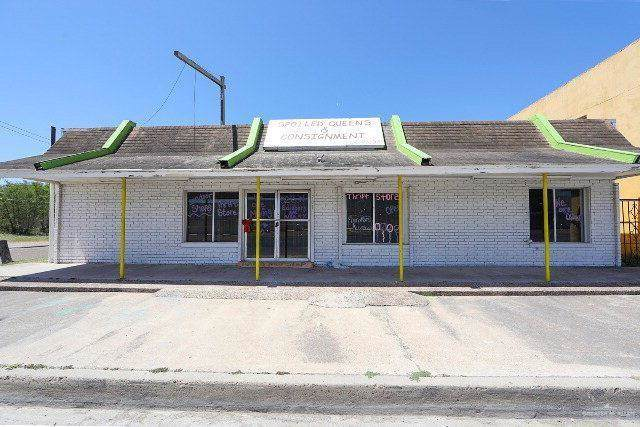 701 N Broadway, Elsa, TX 78543 (MLS #325016) :: Realty Executives Rio Grande Valley