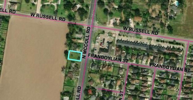 000 N Mccoll Road, Edinburg, TX 78541 (MLS #325035) :: The Maggie Harris Team