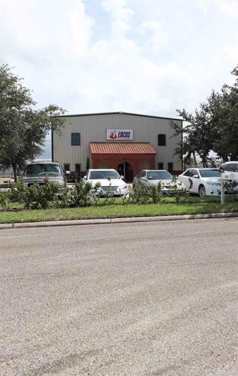 330 Industrial Boulevard, Mercedes, TX 78570 (MLS #325052) :: The Maggie Harris Team