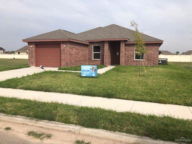 410 Blue Sky Drive, Rio Grande City, TX 78582 (MLS #325245) :: The Maggie Harris Team