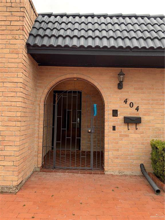 404 Tyler Avenue, Mcallen, TX 78503 (MLS #325273) :: The Ryan & Brian Real Estate Team