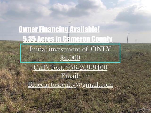 0 Old Port Isabel Road, Port Isabel, TX 78578 (MLS #325307) :: BIG Realty