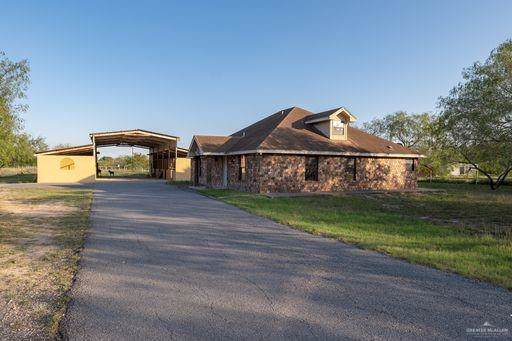 10680 N La Homa Road, Mission, TX 78574 (MLS #325614) :: The Lucas Sanchez Real Estate Team
