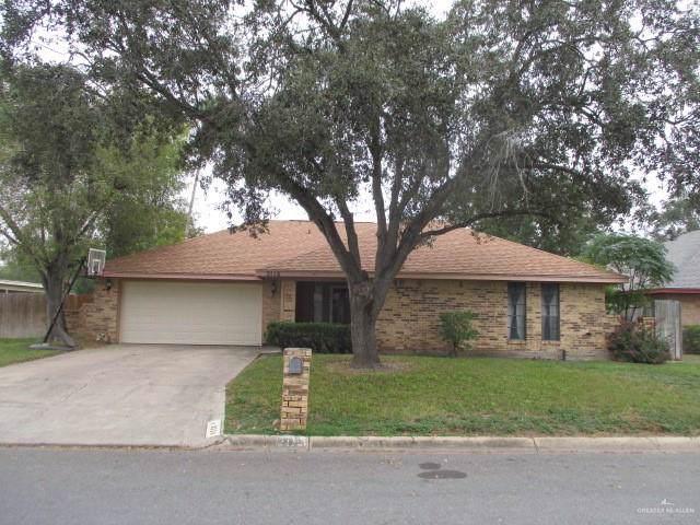 2116 Oriole Avenue, Mcallen, TX 78504 (MLS #325713) :: Jinks Realty