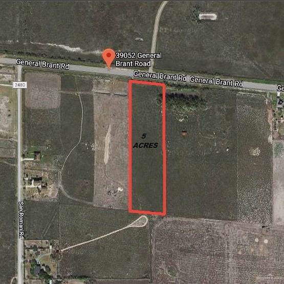 39052 General Brant Road, Los Fresnos, TX 78566 (MLS #325717) :: BIG Realty