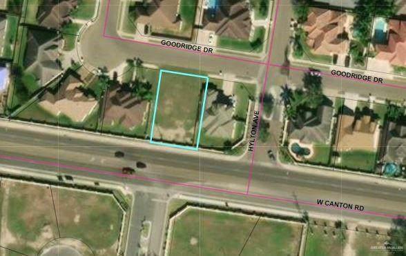 1106 Goodrich Drive, Edinburg, TX 78541 (MLS #326355) :: The Lucas Sanchez Real Estate Team