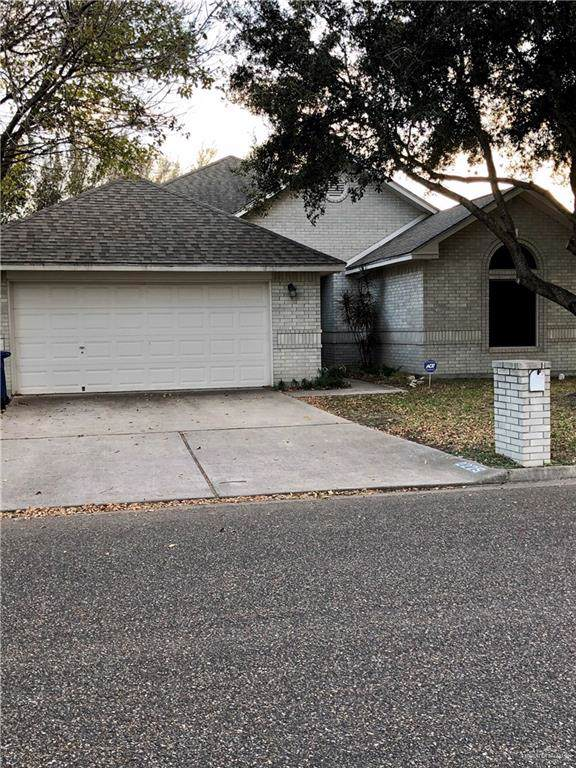 2225 Dartmouth Avenue, Mcallen, TX 78504 (MLS #326604) :: The Ryan & Brian Real Estate Team