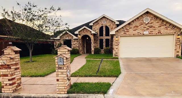 3803 Burr Drive, Edinburg, TX 78542 (MLS #326638) :: The Ryan & Brian Real Estate Team