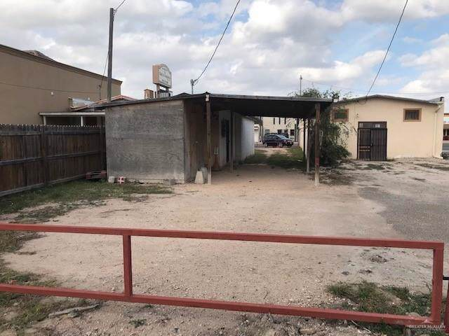 710 1/2 E University Drive, Edinburg, TX 78539 (MLS #326740) :: The Ryan & Brian Real Estate Team