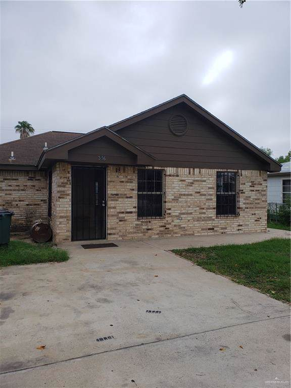 316 Doherty Avenue, Mission, TX 78572 (MLS #326844) :: The Lucas Sanchez Real Estate Team