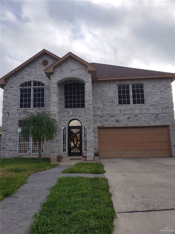 1016 N 41st Street, Mcallen, TX 78501 (MLS #326865) :: The Lucas Sanchez Real Estate Team