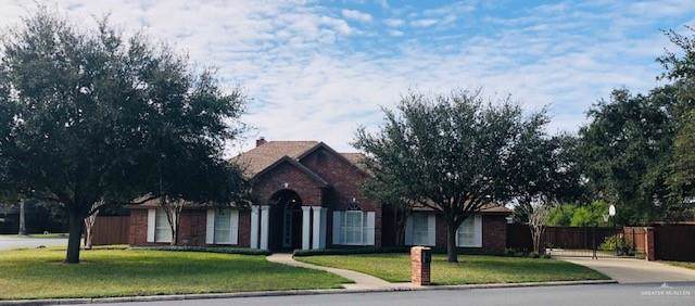 2322 E Wimbledon Drive E, Weslaco, TX 78596 (MLS #326980) :: Imperio Real Estate