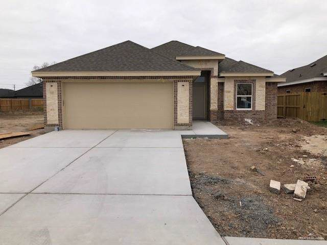 1113 Grandeur Drive, Alamo, TX 78516 (MLS #327011) :: The Ryan & Brian Real Estate Team