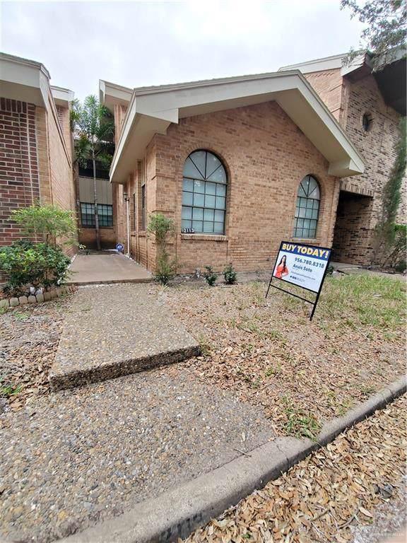 2113 S 6th Street, Mcallen, TX 78503 (MLS #327079) :: Realty Executives Rio Grande Valley