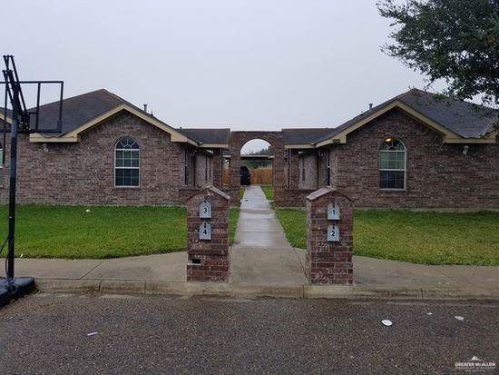 2007 Aruba Drive, Edinburg, TX 78541 (MLS #327110) :: The Ryan & Brian Real Estate Team