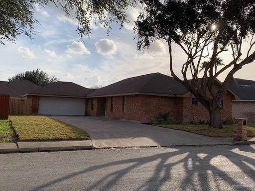 3005 Pelican Avenue, Mcallen, TX 78504 (MLS #327217) :: The Maggie Harris Team