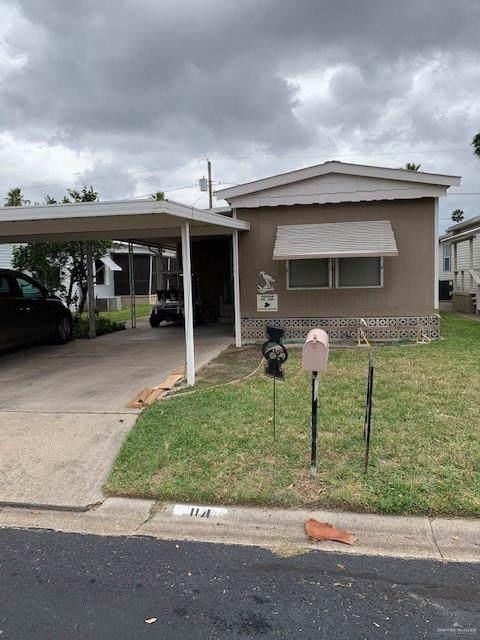 114 Buena Vista Street, Mercedes, TX 78570 (MLS #327266) :: The Ryan & Brian Real Estate Team