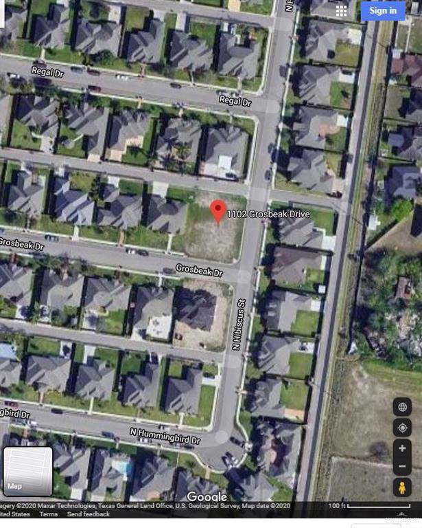 1102 Grosbeak Drive, Pharr, TX 78577 (MLS #327283) :: BIG Realty