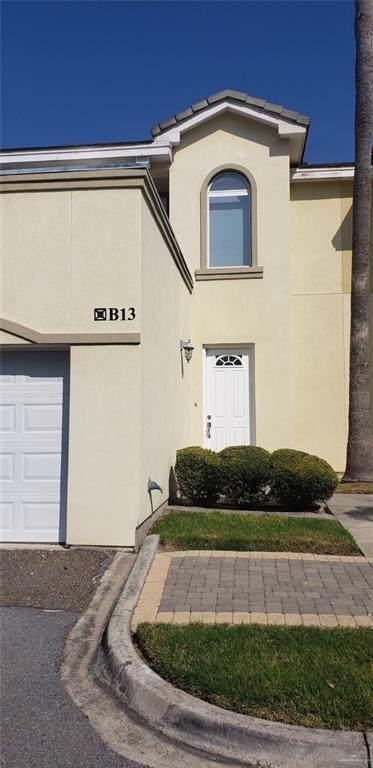 800 E Sunset Drive B13, Mcallen, TX 78503 (MLS #327285) :: The Ryan & Brian Real Estate Team