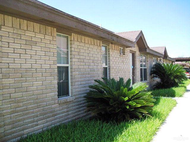 1709 Orlando Street Apt D, Edinburg, TX 78541 (MLS #327394) :: The Ryan & Brian Real Estate Team