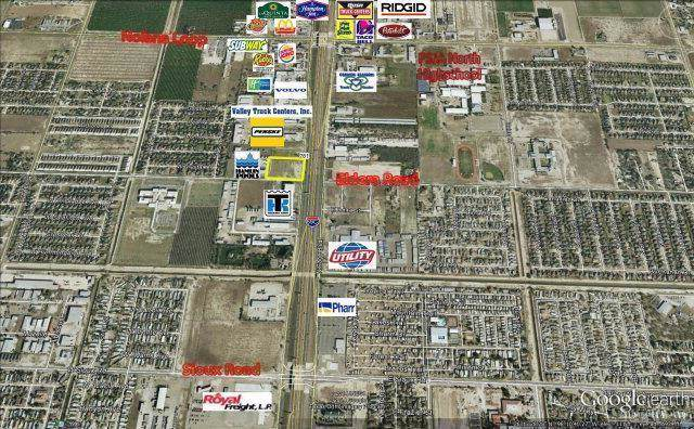 3701 N Cage Boulevard, Pharr, TX 78577 (MLS #328582) :: The Ryan & Brian Real Estate Team