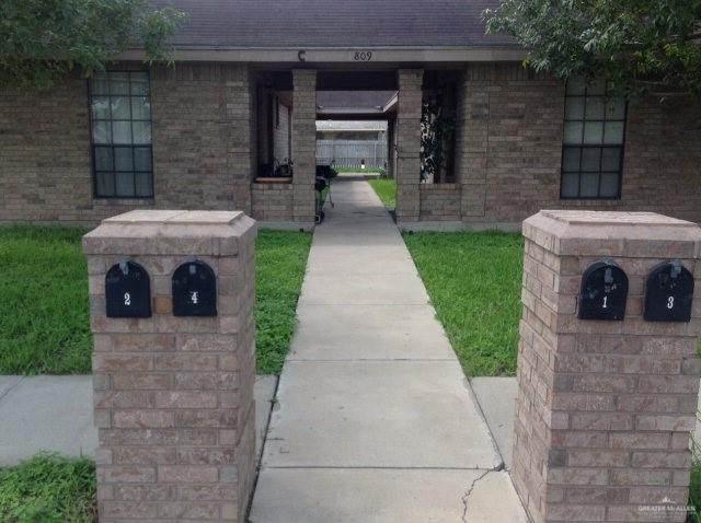 809 W Los Tesoros Drive, Pharr, TX 78577 (MLS #329217) :: BIG Realty