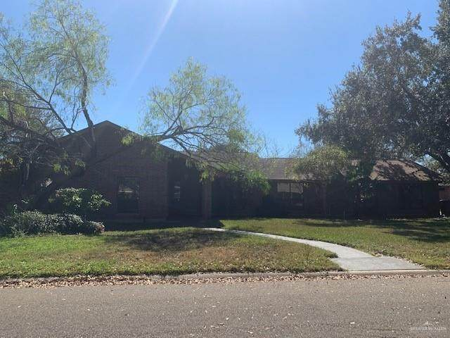 2505 Brentwood Drive, Mission, TX 78572 (MLS #329302) :: The Ryan & Brian Real Estate Team