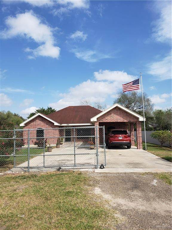 558 Marie Drive, Donna, TX 78537 (MLS #329322) :: Jinks Realty
