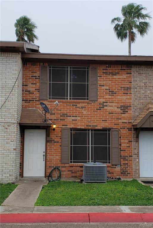 2201 S Jackson Road 12J, Pharr, TX 78577 (MLS #329440) :: The Lucas Sanchez Real Estate Team
