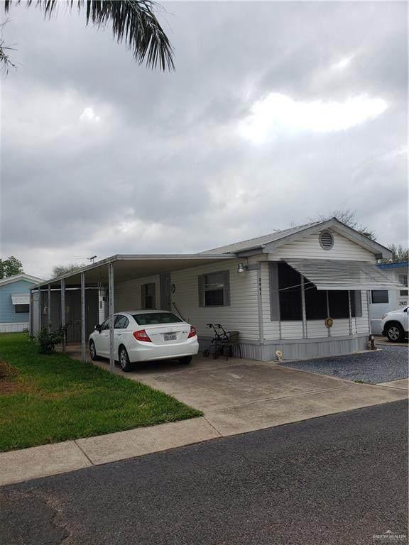 2921 La Quinta Drive, Weslaco, TX 78596 (MLS #329531) :: Realty Executives Rio Grande Valley