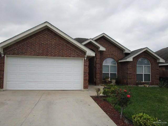 1214 Laredo Street, Mission, TX 78572 (MLS #329803) :: Imperio Real Estate