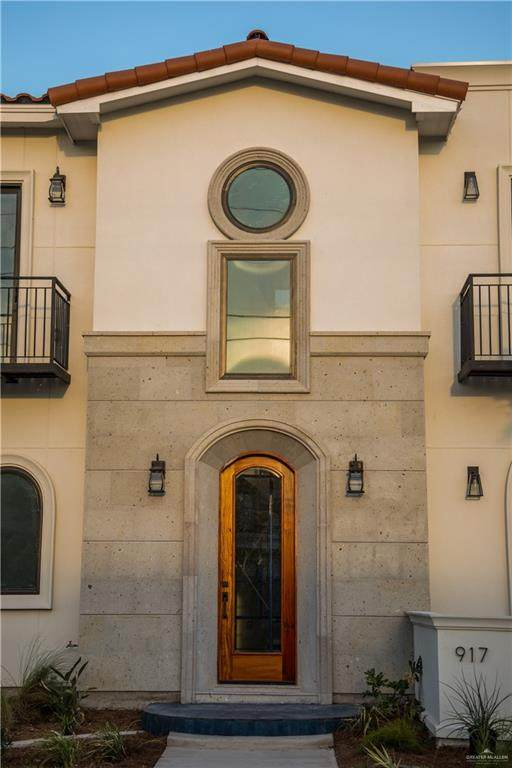 917 Santa Lucia Drive, Mission, TX 78572 (MLS #329895) :: eReal Estate Depot