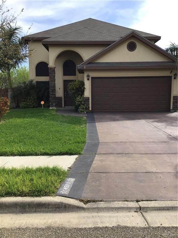 4501 Pelican Avenue, Mcallen, TX 78504 (MLS #330112) :: Jinks Realty