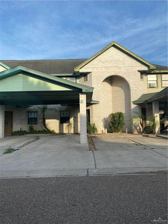 2613 Charleston Lane, Pharr, TX 78577 (MLS #330554) :: The Ryan & Brian Real Estate Team
