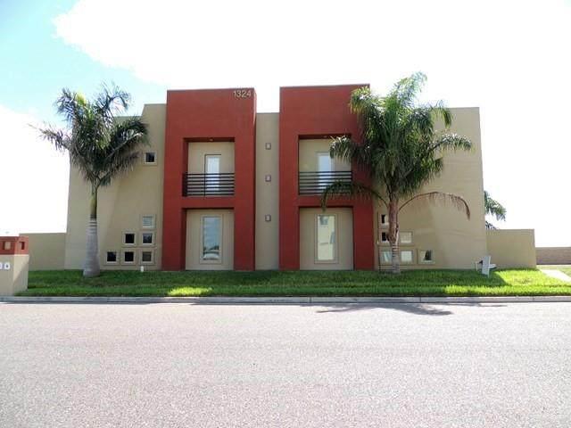 1324 E Camelia Avenue E D, Mcallen, TX 78501 (MLS #330777) :: The Ryan & Brian Real Estate Team