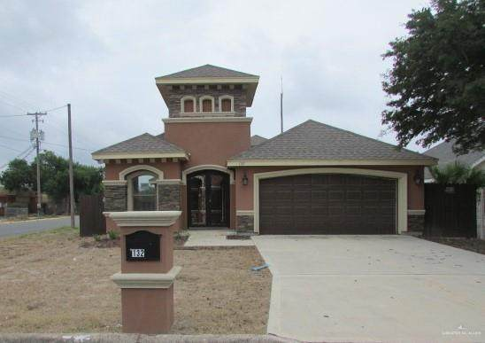 132 E Juarez Avenue, Pharr, TX 78577 (MLS #331053) :: The Ryan & Brian Real Estate Team