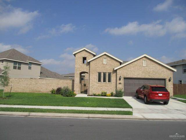 14525 Travis Circle, Mcallen, TX 78504 (MLS #331201) :: The Ryan & Brian Real Estate Team