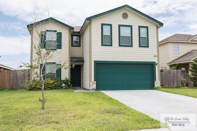 431 La Vaca Drive S, San Benito, TX 78586 (MLS #331225) :: The Ryan & Brian Real Estate Team