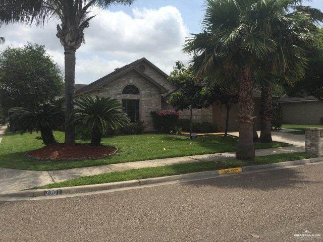 3301 Santa Fe, Mission, TX 78572 (MLS #331253) :: The Ryan & Brian Real Estate Team