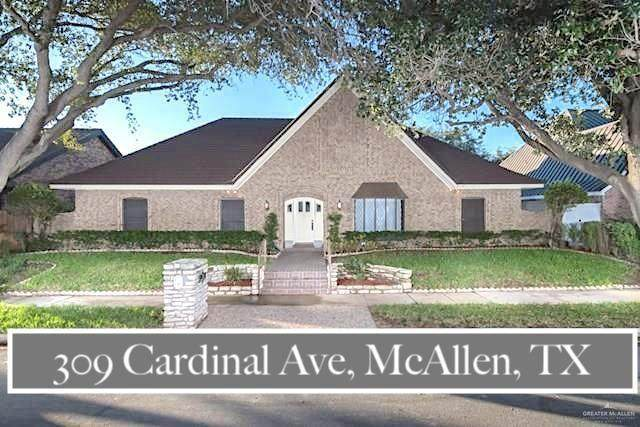 309 W Cardinal Avenue, Mcallen, TX 78504 (MLS #331310) :: BIG Realty
