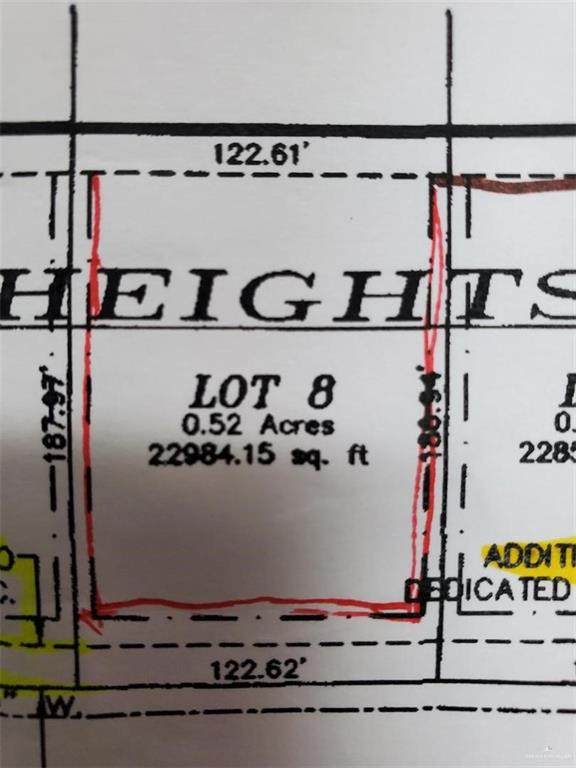 15315 N Spence Road Aka Cr 180 Road, Raymondville, TX 78580 (MLS #331468) :: Realty Executives Rio Grande Valley