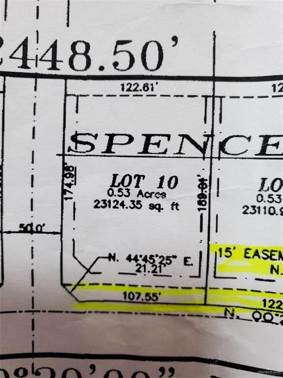 Lot 10 N Spence Road Aka Cr 180 Road, Raymondville, TX 78580 (MLS #331470) :: eReal Estate Depot