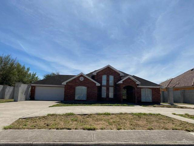 512 Navajo Drive, Rio Grande City, TX 78582 (MLS #331551) :: The Lucas Sanchez Real Estate Team