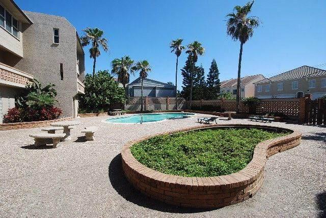 5801 Gulf Boulevard #5, South Padre Island, TX 78597 (MLS #331702) :: The Ryan & Brian Real Estate Team